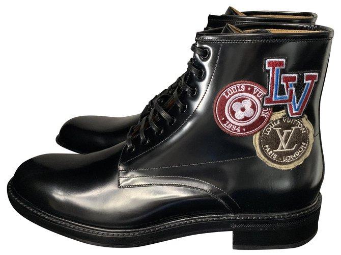 louis vuitton boots mens