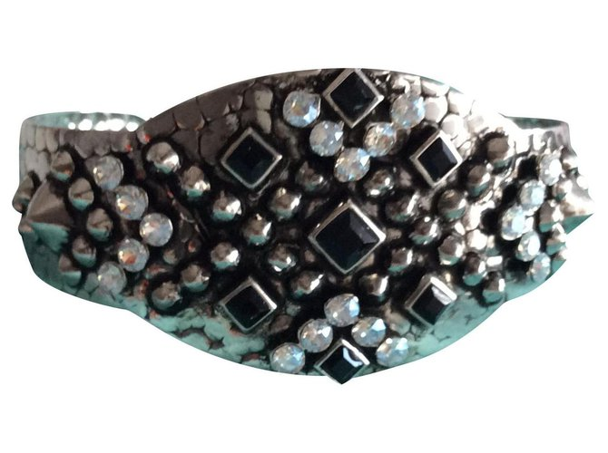 Bracelets Reminiscence Bracelets Acier Argenté ref.154539