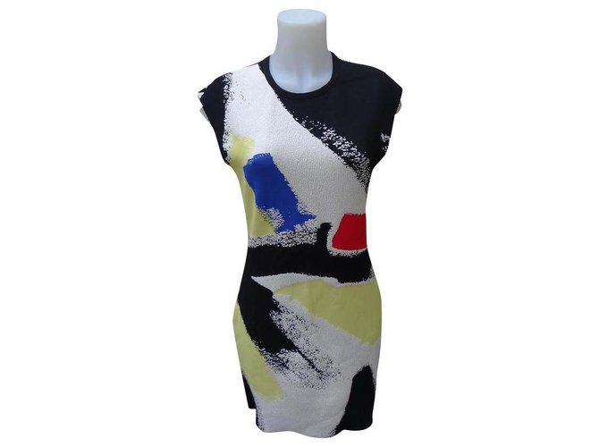 Céline Dresses Dresses Cotton,Polyester,Viscose,Polyamide Multiple colors ref.156080