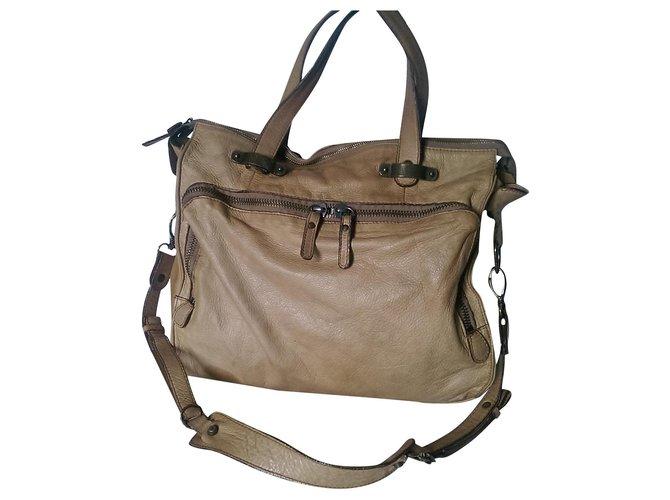 Aridza Bross Handbags Handbags Leather Other ref.158892