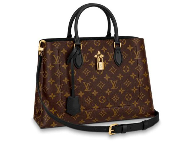 Louis Vuitton Flower tote LV new Handbags Other Brown ref.159168