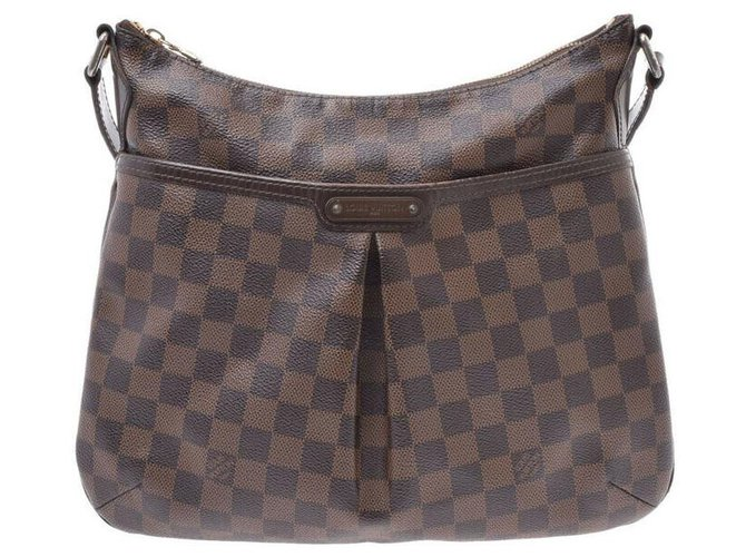 Louis Vuitton Louis Vuitton Bloomsbury Misc Cloth Brown ref.160699
