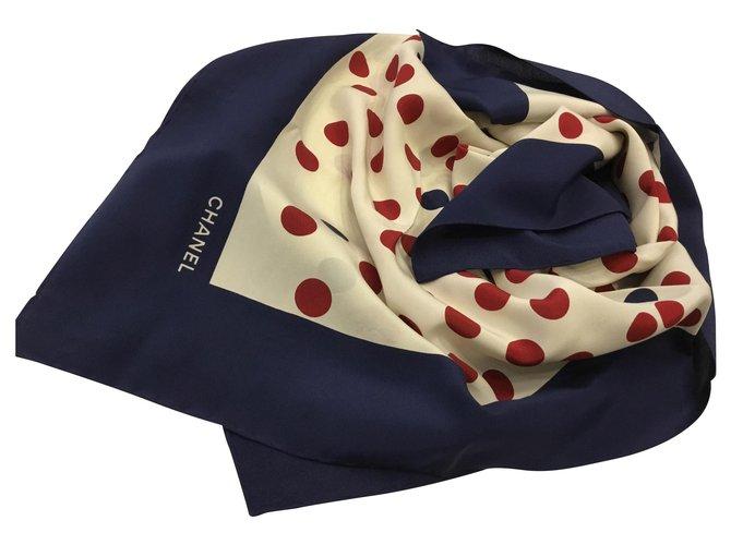 Chanel Scarves Silk scarves Silk Other ref.167822