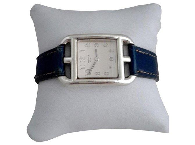 Hermès Cape Cod silver Fine watches Silver Silvery ref.168577