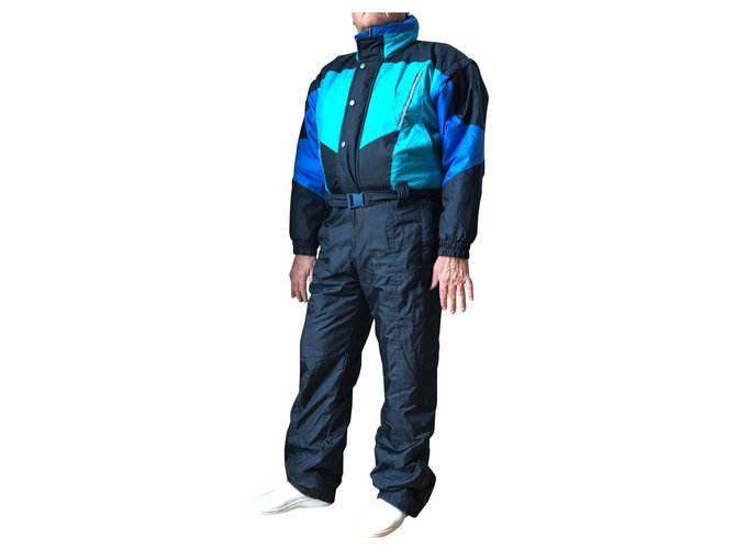 Colmar COLMAR MEN'S SKI SUIT Men Coats Outerwear Polyester Multiple colors ref.168628