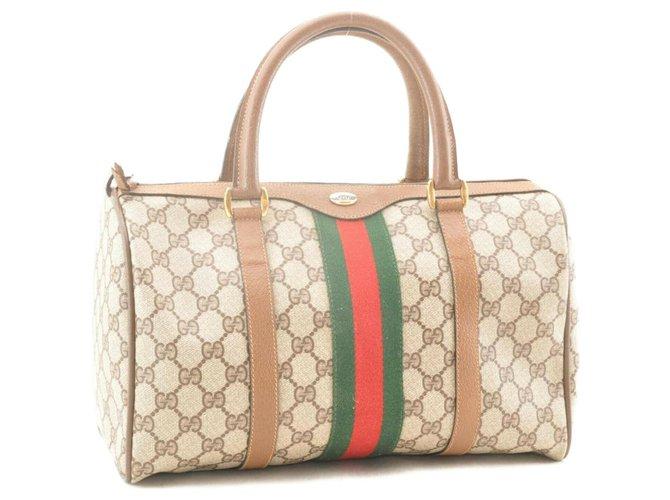 Sacs à main Gucci Sac à main Gucci Sherry Line GG Toile