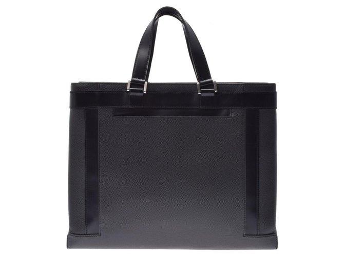 Louis Vuitton Louis Vuitton Kasbek PM Handbags Leather Black ref.169156