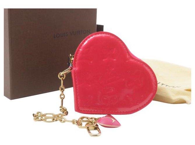 Louis Vuitton Louis Vuitton Coin Case Purses, wallets, cases Other Pink ref.169162