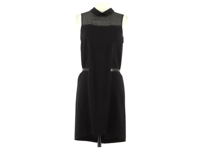 The Kooples robe Dresses Polyester Black ref.169296