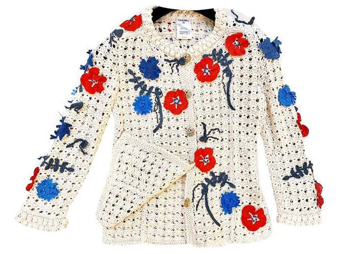 Chanel Jackets Jackets Silk Other ref.169608