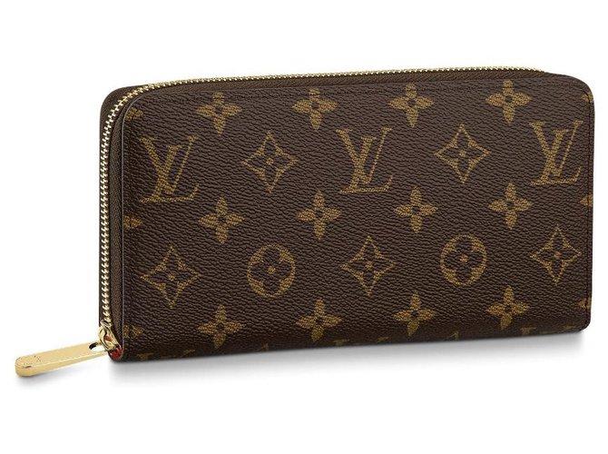 Louis Vuitton Louis Vuitton Zippy Purses, wallets, cases Other Brown ref.169859