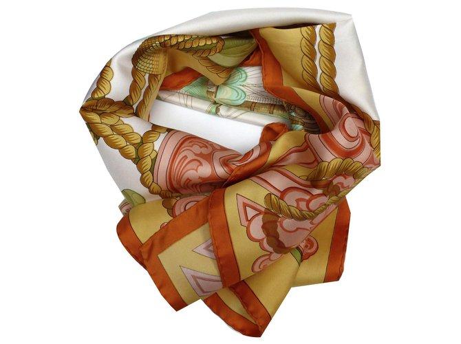 Hermès Starboard Multiple colors Silk  ref.170194