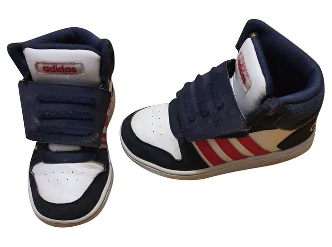 Adidas Sneakers Sneakers Leather White ref.173382
