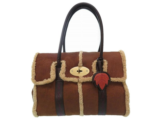 Mulberry MULBERRY Vintage hand bag Handbags Leather Other ref.174215