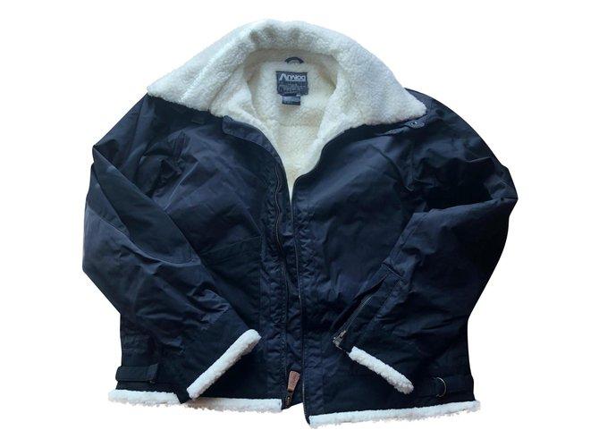 Autre Marque Analog Men Coats Outerwear Men Coats Outerwear Other Black ref.174722