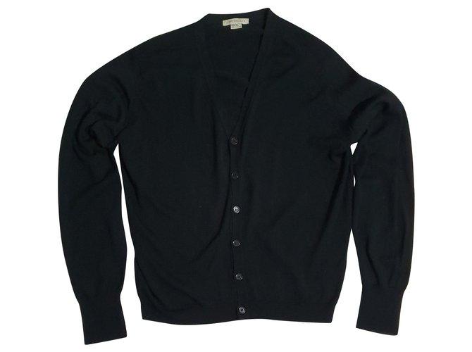 John Smedley Sweaters Sweaters Wool Black ref.176300