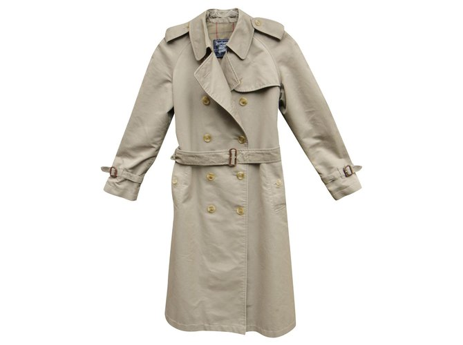 Vintage Burberry Women S Trench Coat 36, Trench Coat Vintage Burberry