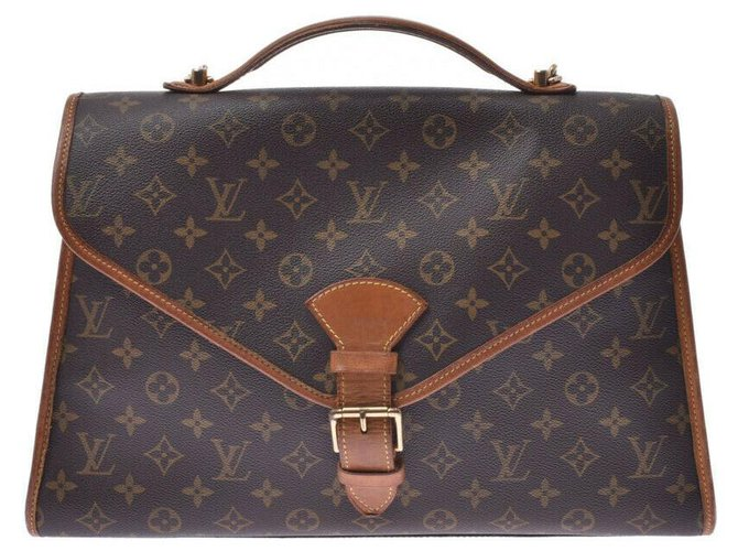 Louis Vuitton Louis Vuitton Beverly Misc Cloth Brown ref.181054