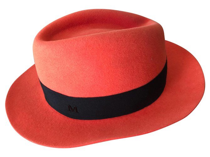 Maison Michel Hats Hats Wool Other ref.182217