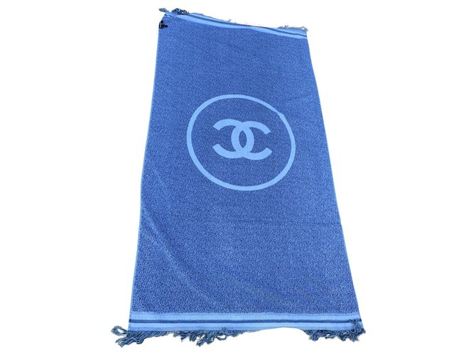 Chanel Misc Misc Cotton Blue ref.182260