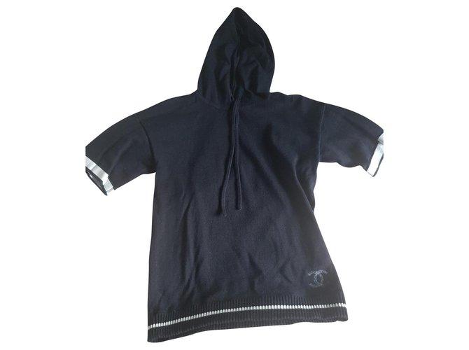 Chanel Knitwear Knitwear Other Black ref.183821
