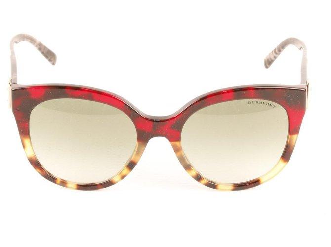 Burberry Sunglasses Sunglasses Plastic Multiple colors ref.184448
