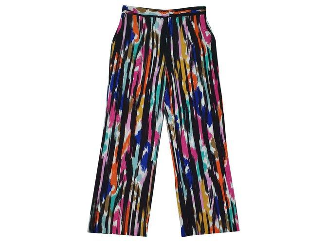 Trina Turk Pants, leggings Multiple colors Polyester  ref.186212