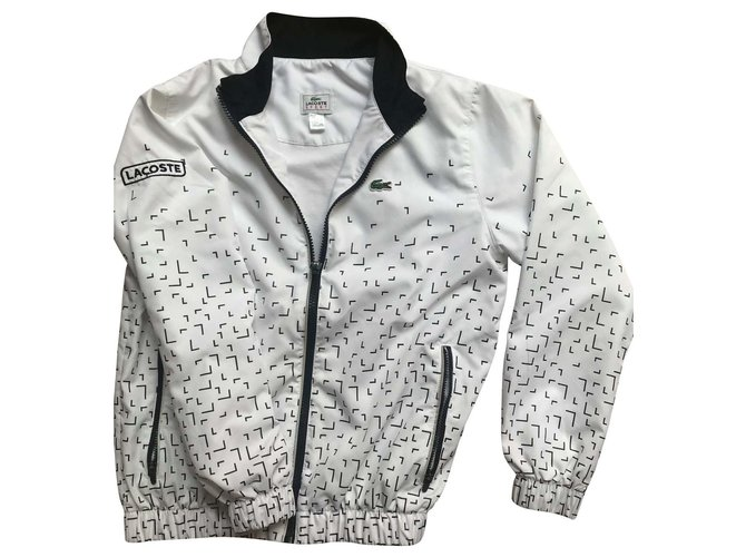 Lacoste sportswear Outfits Synthetic White ref.188847