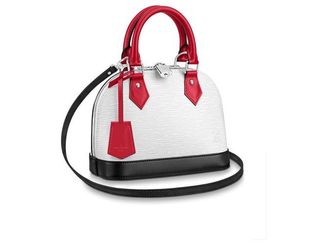 Louis Vuitton Alma BB new Handbags Leather Multiple colors ref.192482