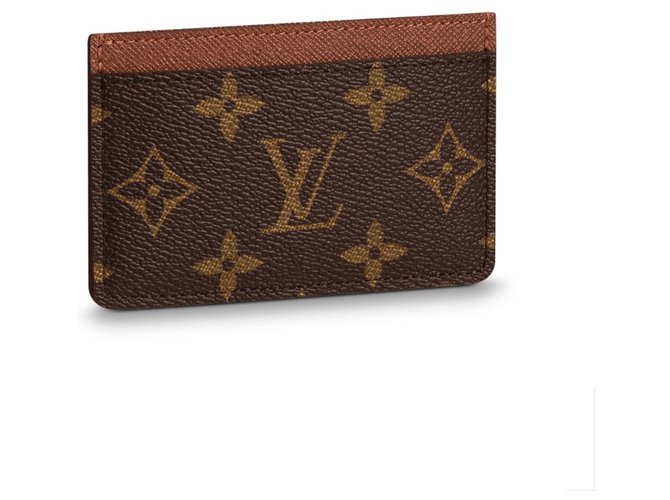 Louis Vuitton Card wallet new LV Purses, wallets, cases Other Brown ref.192940