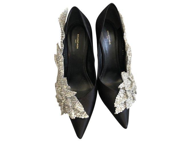 Balenciaga Heels Heels Other Black ref