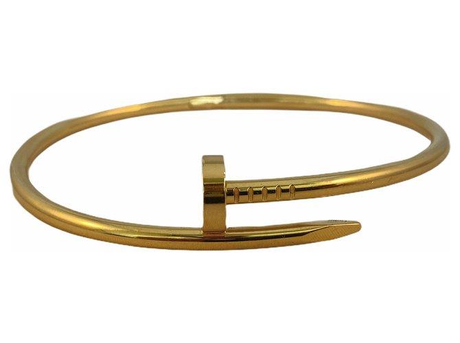 Cartier Juste un clou 18K yellow gold Golden  ref.200216