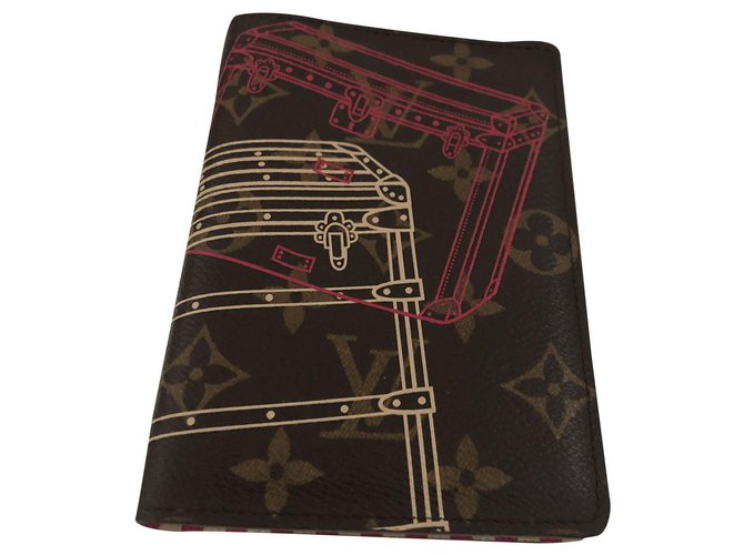 Louis Vuitton Purses, wallets, cases Purses, wallets, cases Leather Multiple colors ref.202435