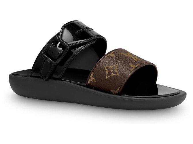 Louis Vuitton LV Sunbath flat mules