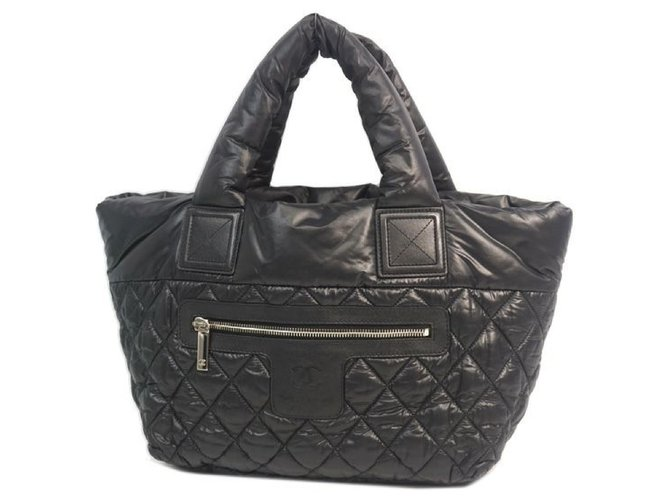 Chanel COCO Cocoon totePM Womens tote bag A48610 Misc Nylon Other ref.204981