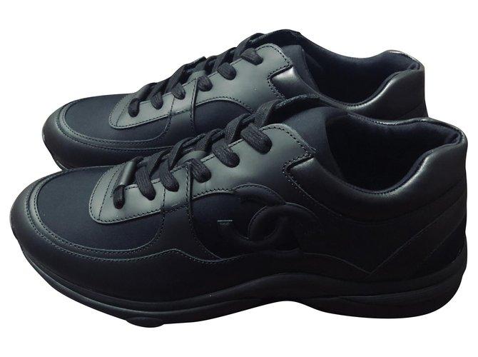 Chanel Chanel Men's Sneakers Sneakers