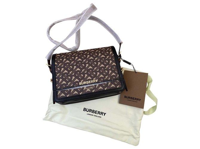 Burberry Handbags Handbags Other Brown ref.217226