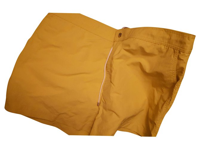 Hermès Swimwear Swimwear Polyamide Yellow ref.217621