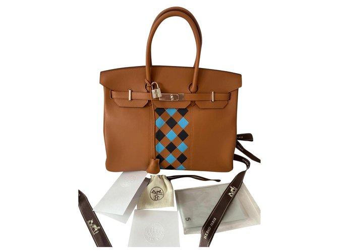Hermès Hermes Handbags Leather Other ref.219181