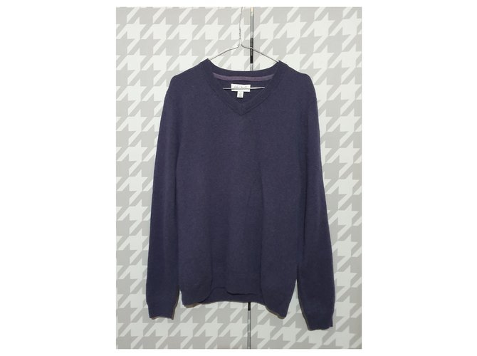 Autre Marque Sweaters Sweaters Cashmere Purple ref.223186