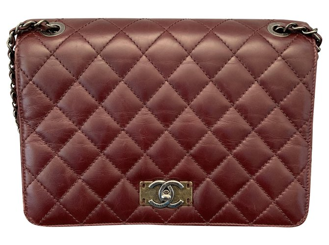 Chanel Day trip camera bag Handbags Leather Other ref.226823