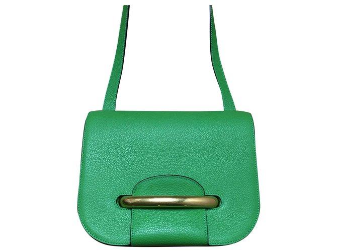 Mulberry Handbags Handbags Leather Green ref.232733