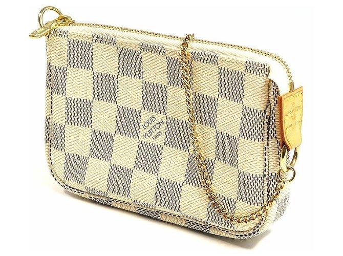 Louis Vuitton Louis Vuitton Mini Pochette Accessoires Womens pouch N58010 Purses, wallets, cases Other Other ref.237821