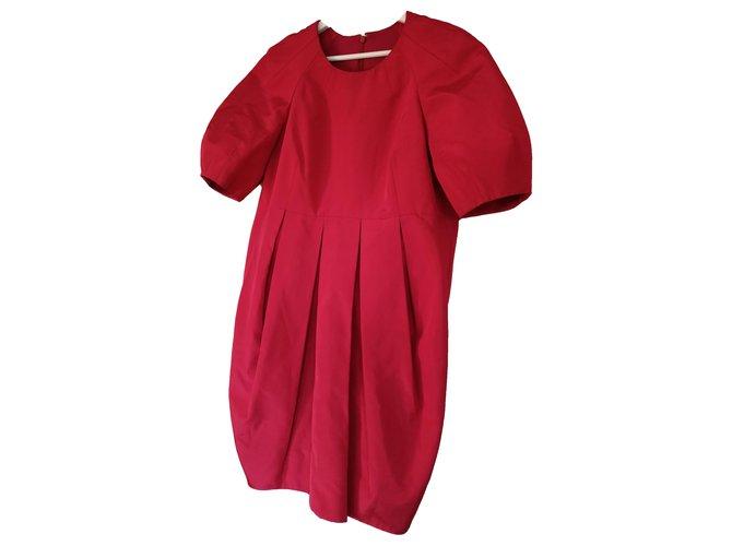 Alexander Mcqueen Dresses Dresses Silk Pink ref.246469