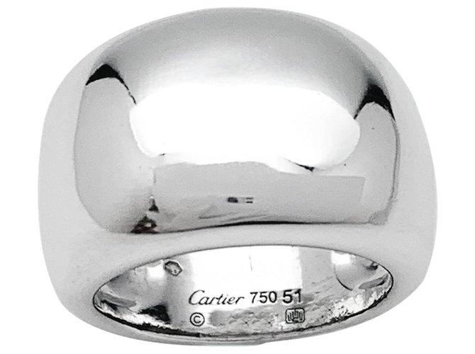 """Bagues Cartier Bague Cartier """"Nouvelle vague"""" en or blanc. Or blanc Autre ref.247023"""