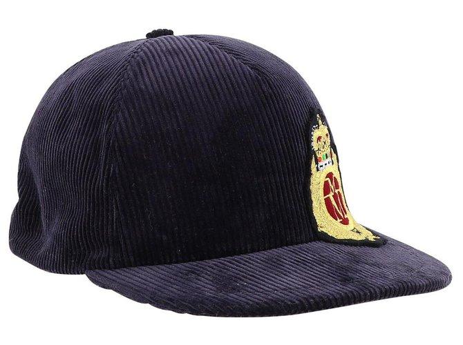 Maison Michel Maison Michel Cap Hats Suede Purple ref.250947