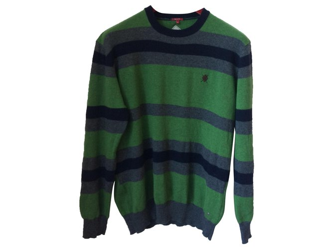 Autre Marque Pine tree Sweaters Cashmere Green ref.256676