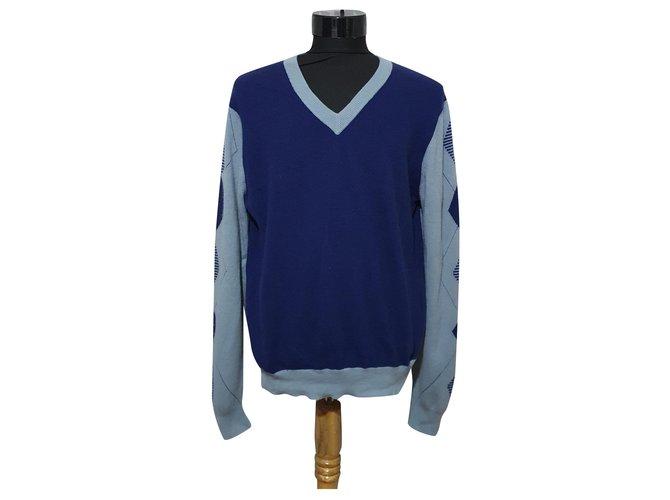 Autre Marque Sweaters Sweaters Cashmere Blue ref.258073