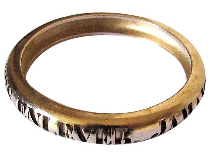 Chanel Bracelets Bracelets Metal Golden ref.262162