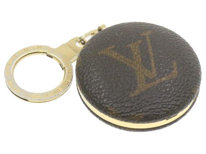 Louis Vuitton Louis Vuitton Astropill Purses, wallets, cases Cloth Brown ref.267933